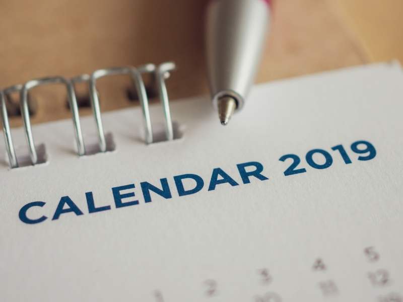 Important 2019 Deadlines for IRAs