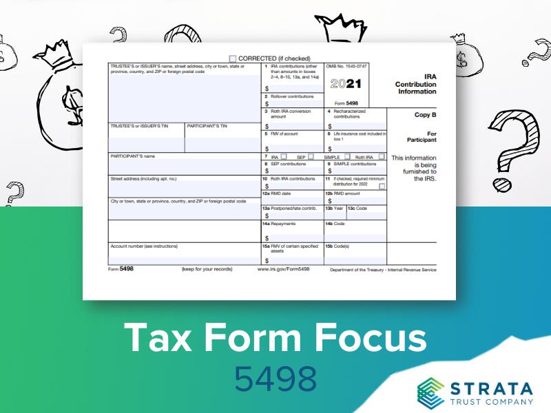 Tax Form 5498